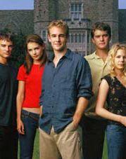 Affiche de la série Dawson