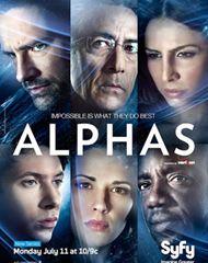 Affiche de la série Alphas