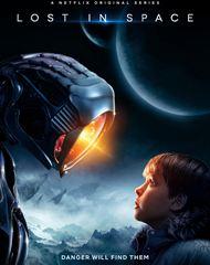 Affiche de la série Perdus dans l'espace (2018)