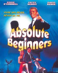 Affiche du film Absolute Beginners