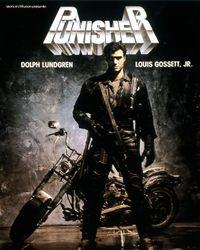 Affiche du film Punisher