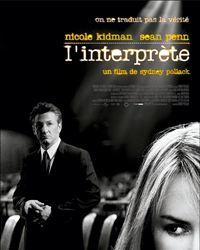 Affiche du film L'Interprète