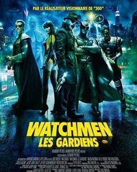 Affiche du film Watchmen - Les Gardiens