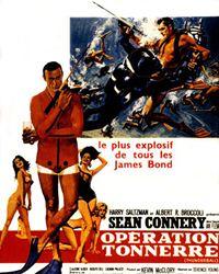 Affiche du film Opération Tonnerre