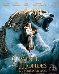 Affiche du film A la croisée des mondes : la boussole d'or
