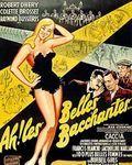 Affiche du film Ah ! les belles bacchantes