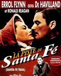Affiche du film La Piste de Santa Fé