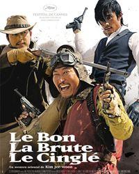 Affiche du film Le Bon, la brute et le cinglé