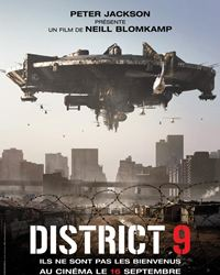 Affiche du film District 9