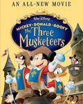 Affiche du film Mickey, Donald, Dingo : Les Trois Mousquetaires (V)
