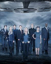Affiche de la série V (2009)