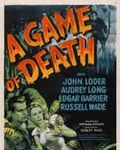 Affiche du film A Game of death