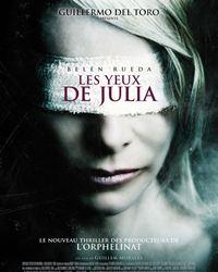 Affiche du film Les Yeux de Julia