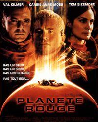 Affiche du film Planète rouge