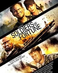 Affiche du film Soldiers of Fortune
