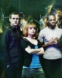 Affiche de la série Spooks: Code 9