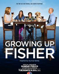 Affiche de la série Growing Up Fisher