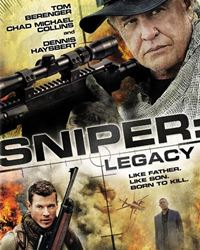 Affiche du film Sniper: Legacy