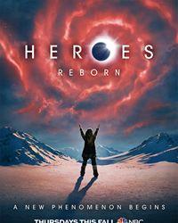 Affiche de la série Heroes Reborn