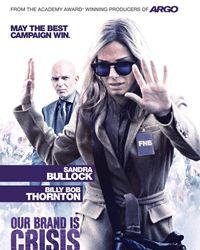 Affiche du film Our Brand Is Crisis