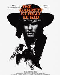 Affiche du film Pat Garrett et Billy le Kid