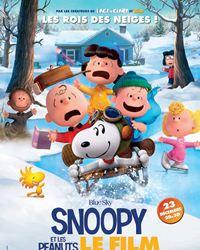 Affiche du film Snoopy et les Peanuts - Le Film