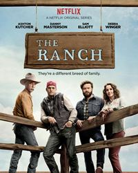 Affiche de la série The Ranch
