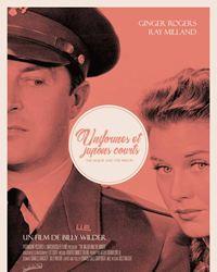 Affiche du film Uniformes et jupon court