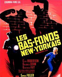 Affiche du film Les Bas-fonds new-yorkais