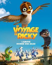 Affiche du film Le Voyage de Ricky