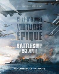 Affiche du film Battleship Island