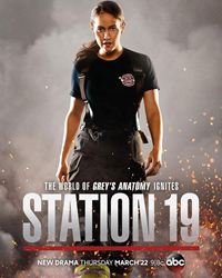 Affiche de la série Station 19