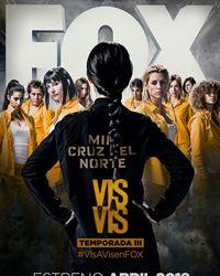 Affiche de la série Vis A Vis