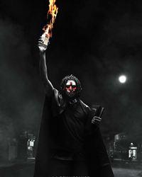 Affiche du film American Nightmare 4 : Les Origines