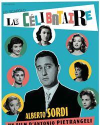 Affiche du film Le Célibataire