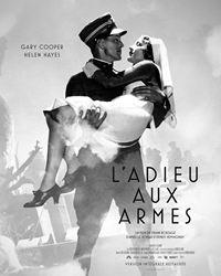 Affiche du film L'Adieu aux armes