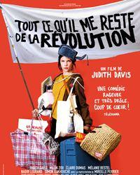 Affiche du film Tout ce qu'il me reste de la révolution