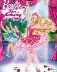 Affiche du film Barbie rêve de danseuse étoile