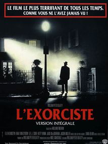 Affiche du film L'Exorciste