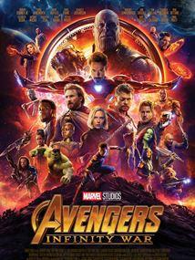 Affiche du film Avengers: Infinity War