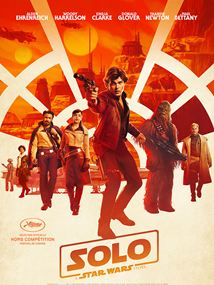 Affiche du film Solo: A Star Wars Story