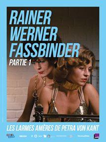 Affiche du film Les Larmes amères de Petra von Kant