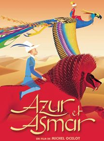 Azur et Asmar VOD