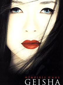 Mémoires dune geisha