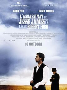 LAssassinat de Jesse James par le lâche Robert Ford