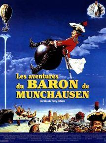 Les Aventures du baron de Münchausen streaming vf