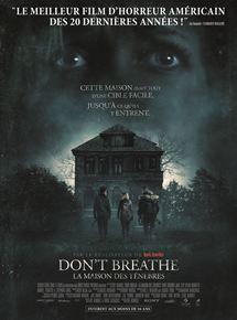 Dont Breathe - La maison des ténèbres
