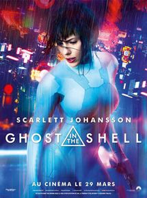 Poster du film Ghost In The Shell en streaming VF