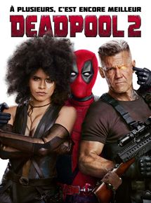 DEADPOOL 2 streaming complet