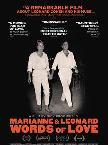 Bande-annonce Marianne & Leonard: Words Of Love